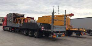 Доставка негабаритных грузов